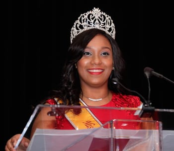 2017 Miss Bethune-Cookman, Amber Jazz Petrus