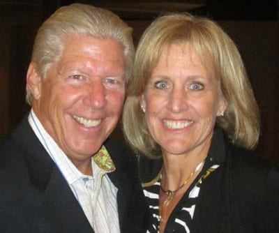 William Johnston and his wife, Spelman College Board of Trustee Ronda Stryker. She and her husband have donated $30 million to Atlanta college, the largest donation by living donors.